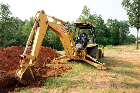 trenching morganton nc minyard plumbing