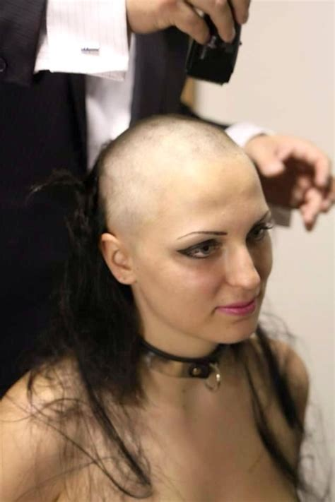 woman forced haircuts 160 best fetish images on pinterest close shave shaving