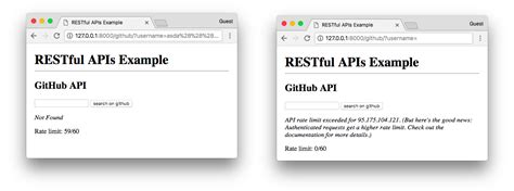 tutorial github api how to use restful apis with django