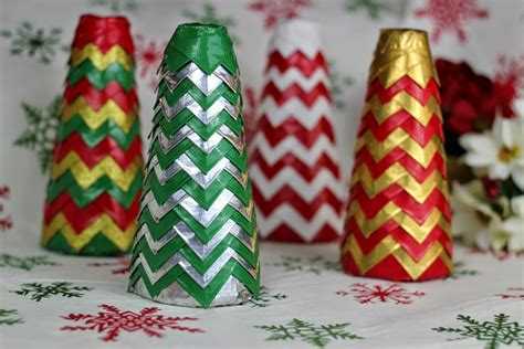christmas pattern duct tape lille punkin diy christmas duck brand duct tape chevron
