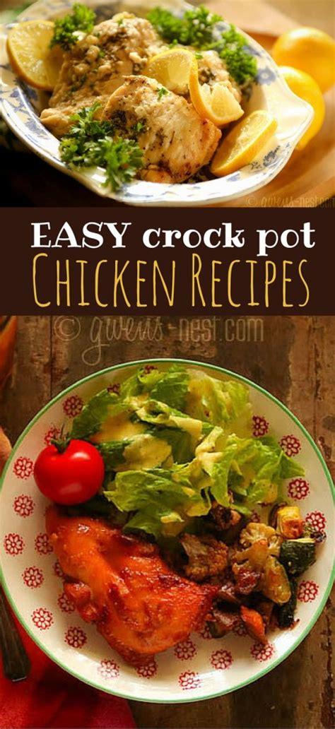 printable crockpot recipes printable crockpot chicken recipes food chicken recipes