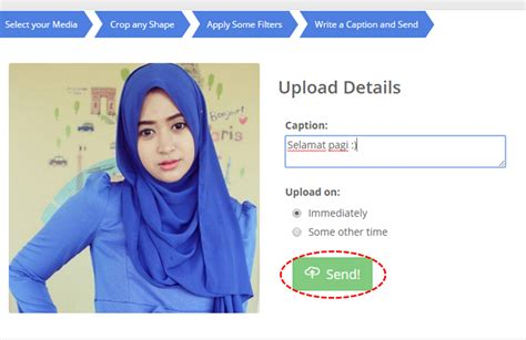 cara upload video di youtube lewat komputer cara upload foto dan video ke instagram lewat pc