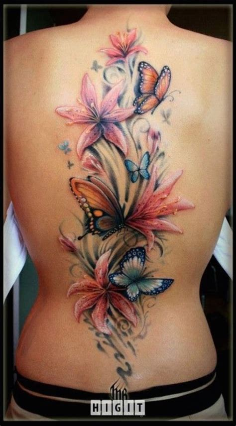 pretty flower tattoos 88 best flower tattoos on the amazingly beautiful
