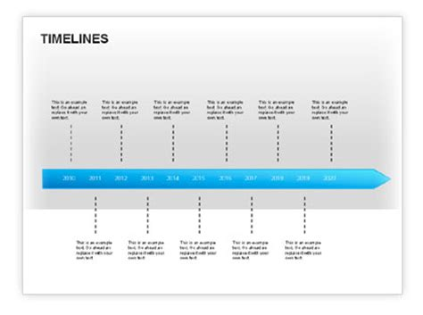 timeline diagrams for powerpoint presentations