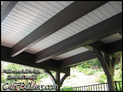 Patio Cover Beam Span   Outdoor Goods
