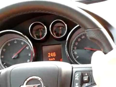 Opels Unlimited by Opel Insignia St 1 6 Turbo 80 250 Km H