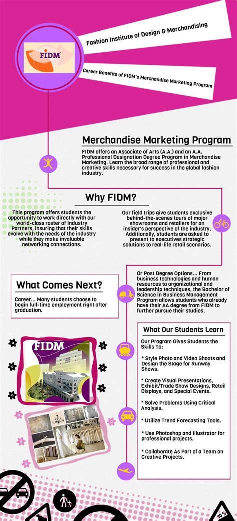 fashion design and marketing career benefits of fidm s merchandising marketing program