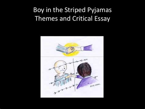 Themes In The Book Boy In The Striped Pajamas | boy in the striped pyjamas synopsis and themes
