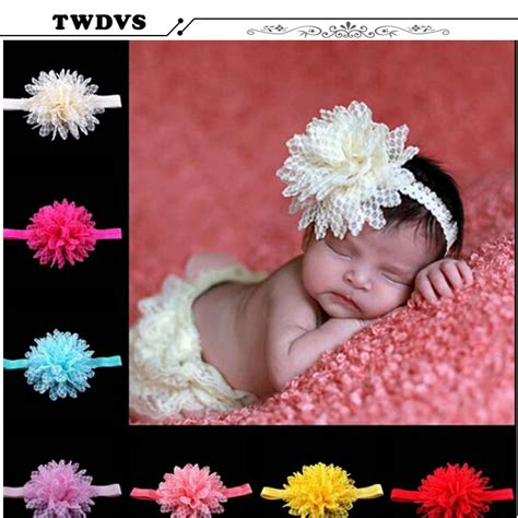wholesale coral baby headband shabby flower headband hair twdvs wholesale infant headbands shabby flowers hair bands