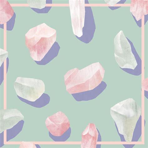 ron pattern artist best 25 crystal illustration ideas on pinterest