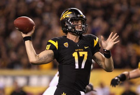 osweiler tattoo usc vs arizona state preview