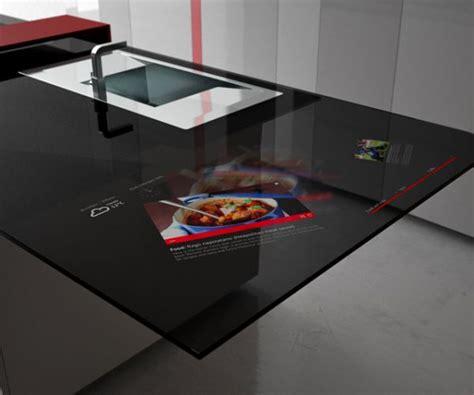 hi tech cutting board 20 futuristic kitchen gadgets for a smart cooking