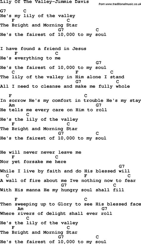 song of velly country southern and bluegrass gospel song of the