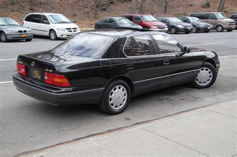 1995 lexus ls 1995 lexus ls 400 information and photos zombiedrive