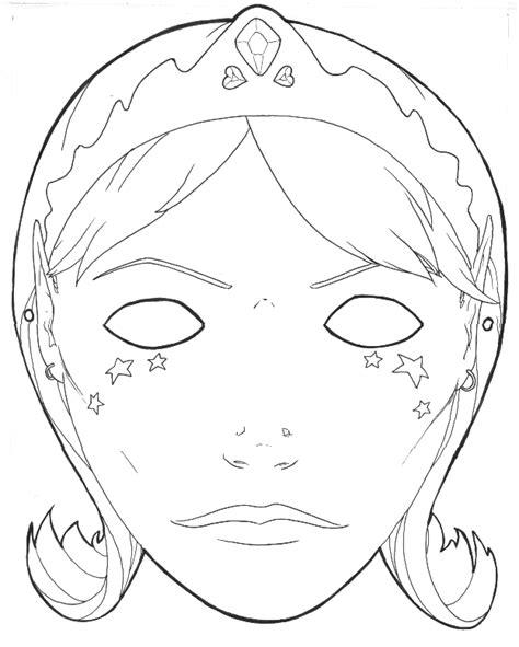 printable goldilocks mask free coloring pages of goldilocks mask