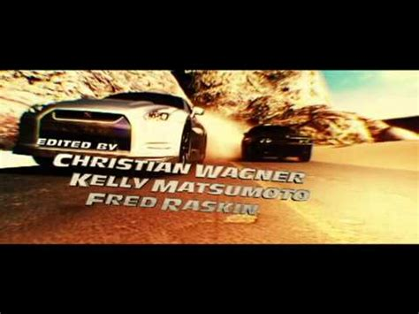 fast and furious end song fast furious 5 credits hd youtube