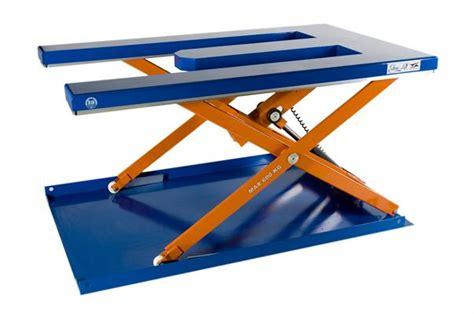 low profile mobile lift table scissor lift tables low profile tub 600h edmolift