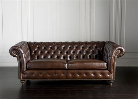 high back leather sofas thesofa