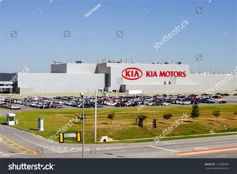 Kia West Point West Point Ga Sept 10 Facade Stock Photo 112508486