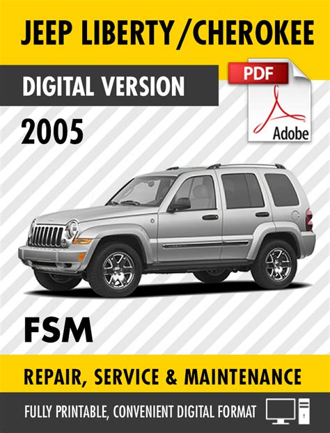 free auto repair manuals 2005 jeep liberty interior lighting service manual 2005 jeep liberty manual free download 2005 jeep liberty service repair
