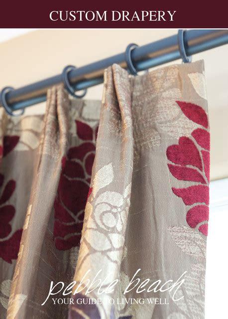 drapery vancouver custom drapery modern fabric vancouver by pebble