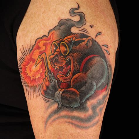 scott marshall tattoos ink master s4 7 marshall tatt s