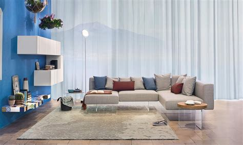 lago divani linea lusso collezione air