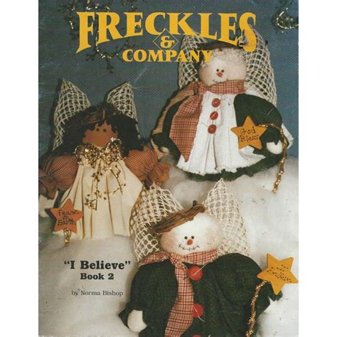 doll design book doll pattern book freckles company