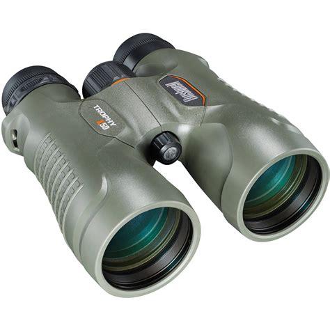 bushnell binoculars bushnell 12x50 trophy xtreme binocular green 335012 b h
