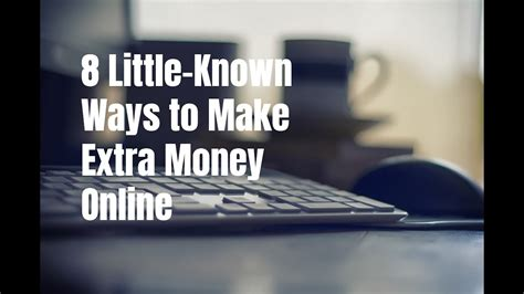 8 G Ways To Be by 8 Known Ways To Make Money In 2017