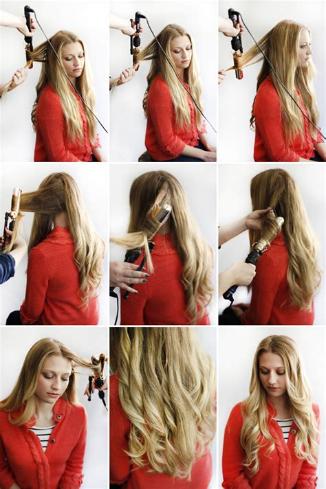 how to curl loose curls on a side ethnic hair hair tutorial how to get loose curls