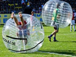 Bubble soccer deutschland
