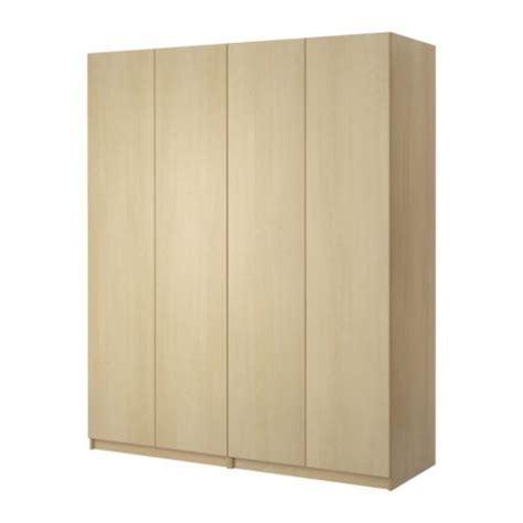 Pax Komplement Wardrobe by Chang E 3 Doors And Organizers On