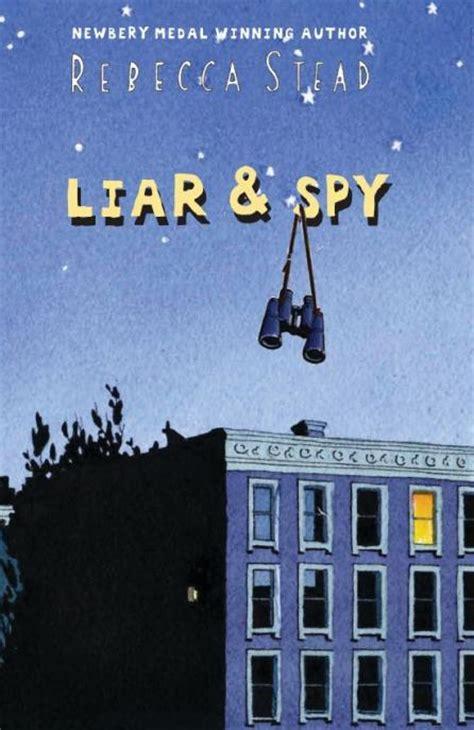 book review liar spy paperblog