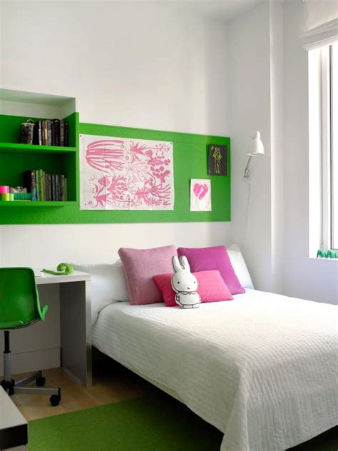 Pink And Green Bedroom Designs Setting A Room S Mood With Color Hgtv
