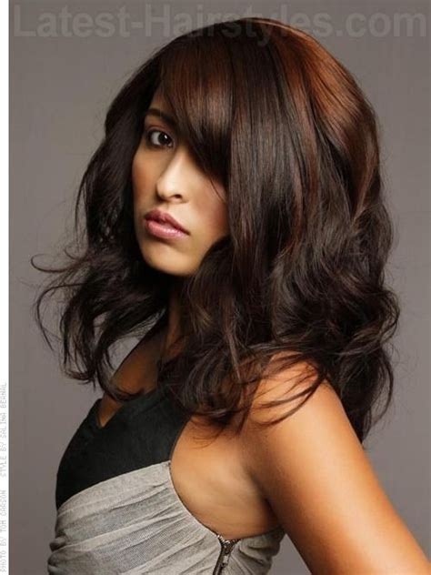 highlights and lowlights for brunettes highlights and lowlights for brunettes stunning ways to