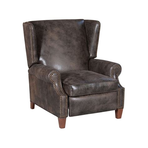 Low Leg Recliner Chairs by Classic Leather 709 Llr Hartford Low Leg Recliner Discount