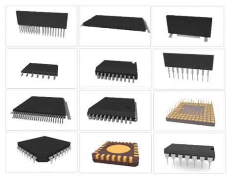 integrated circuit packaged integrated circuit packaging electronics and electrical quizzes eeweb community