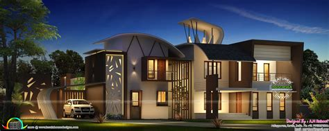modern home design 2016 ultra modern home design of 2016 kerala home design and