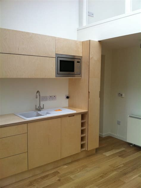 plywood kitchen birch plywood kitchen by barrettkitchens milford co donegal