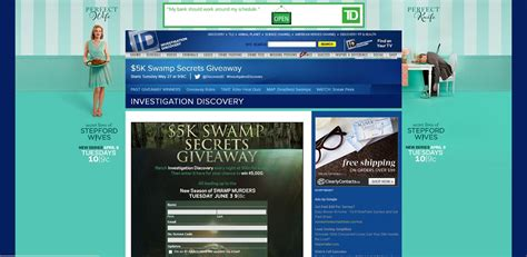Discovery Sweepstakes - investigationdiscovery com giveaway investigation discovery giveaway code word