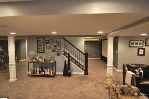 House Plans With Finished Walkout Basements macomb twp basement contemporary basement detroit