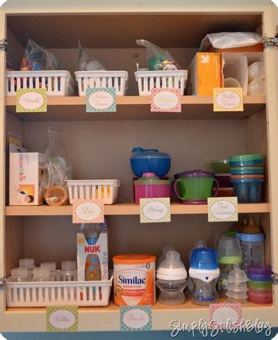 how to organize mugs in cabinet sippy cups cabinets and snacks on pinterest
