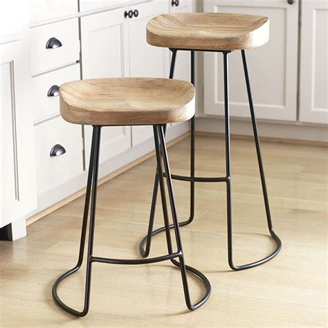 Bar And Kitchen Stools by Smart And Sleek Stool Modern Bar Stools And