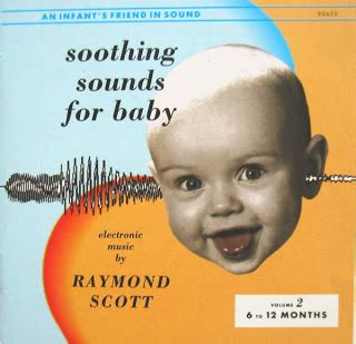 paul durango s raymond scott soothing sounds for baby