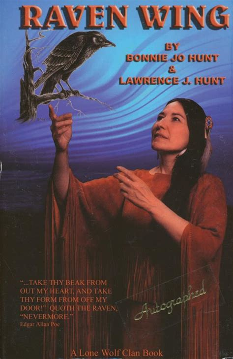 bonnie jo hunt raven wing a tale of love and spiritual seeking embroiled