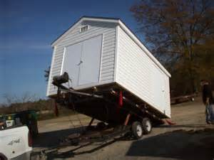 moving a shed storage shed mover