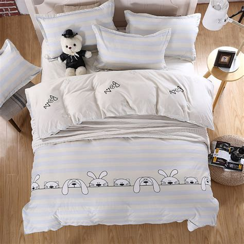 White Toddler Bedding Set Bedding Dogs Promotion Shop For Promotional Bedding Dogs On Aliexpress