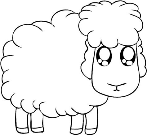 big sheep coloring page sheep in the big city free colouring pages