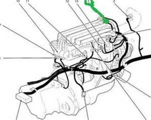 Daewoo Matiz Engine Diagram Daewoo Matiz Camshaft Position Sensor Location Get Free